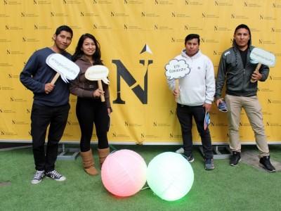 Bienvenida Académica WA 2018-2