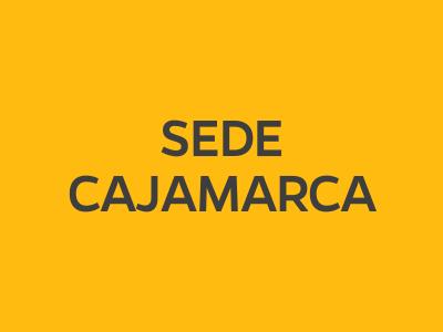 Bienvenida Working Adult Cajamarca