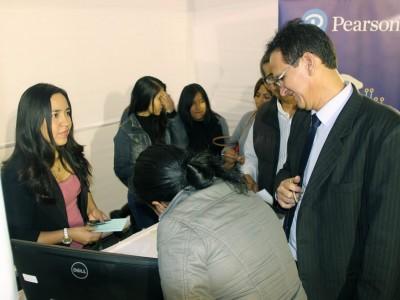 I Feria de Servicios Virtuales- Working Adult
